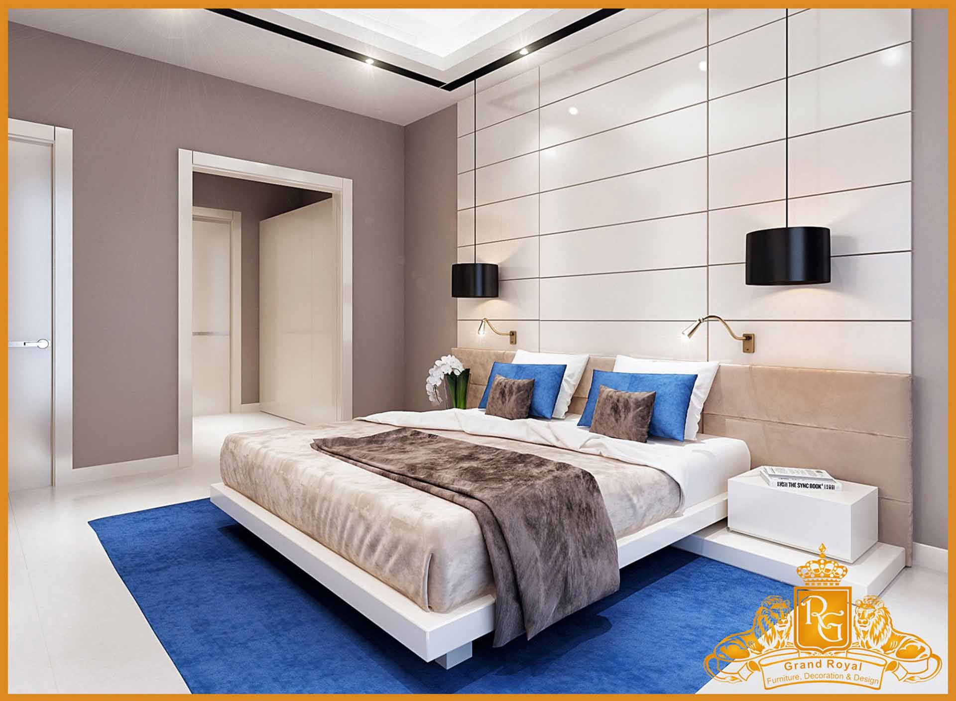 Home for Bedroom designs royal
