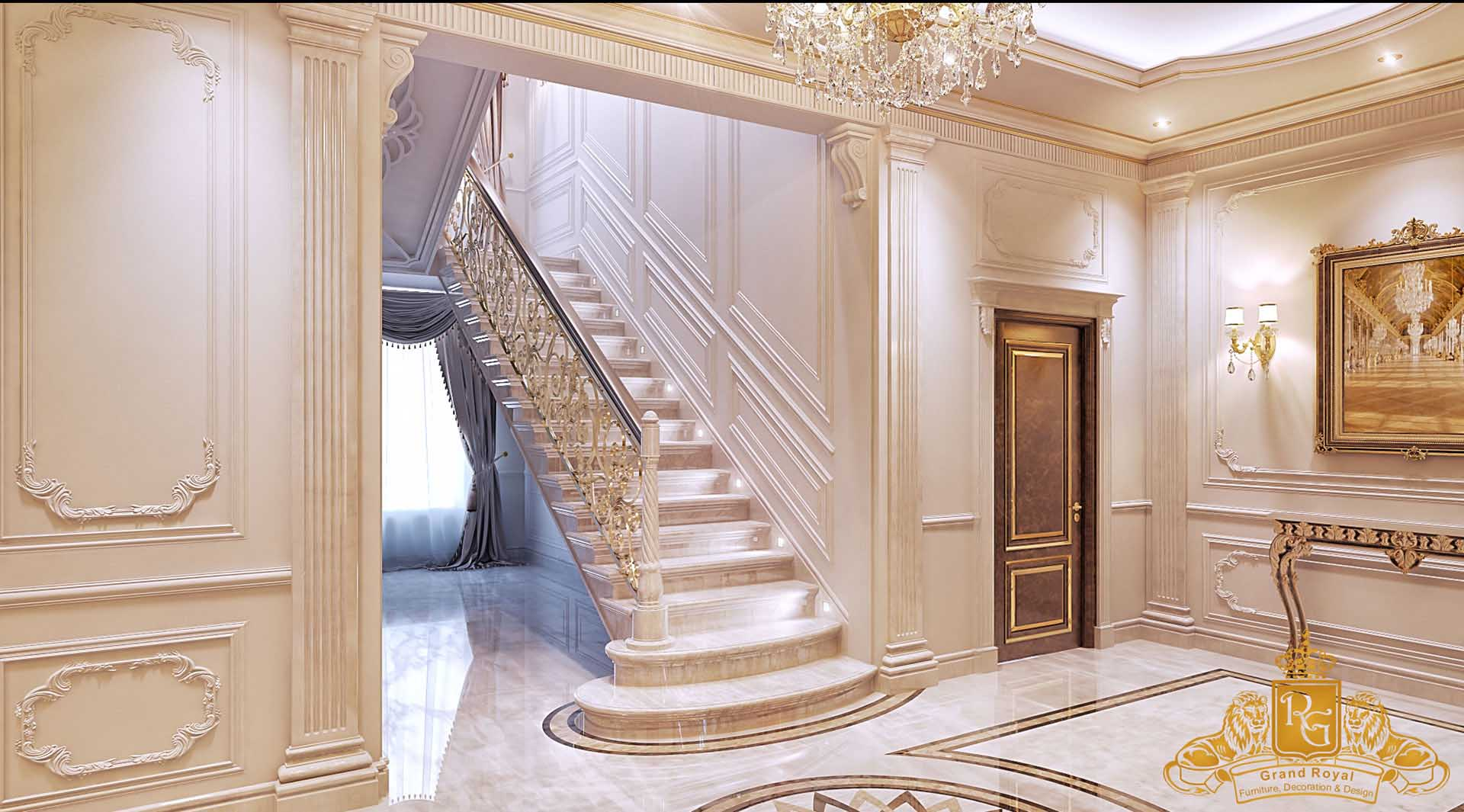 Beautiful royal home design images decoration design for Home interior styles